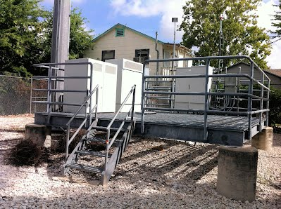Elevated Platform
